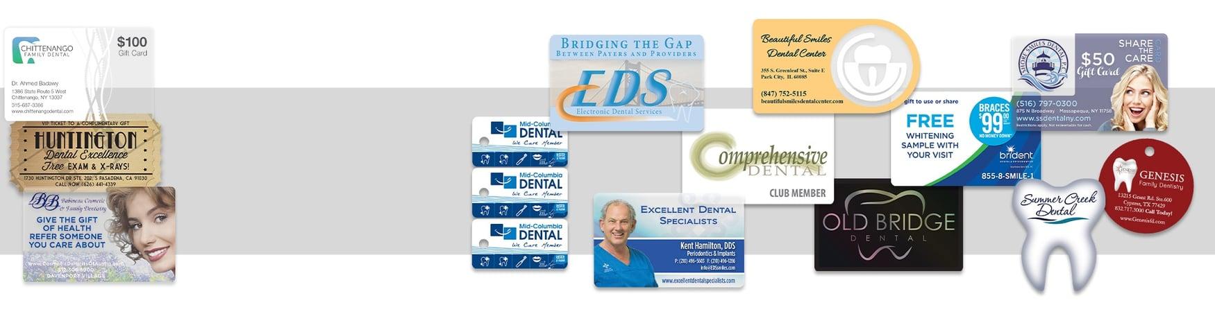 Dental Marketing Materials